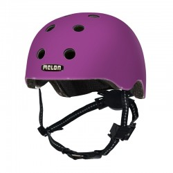 Casque MELON - Toddler Rainbow Purple