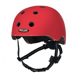 Casque MELON - Toddler Rainbow Red