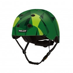 Casque MELON Mosaique - Green Mamba XL-XXL (matte)