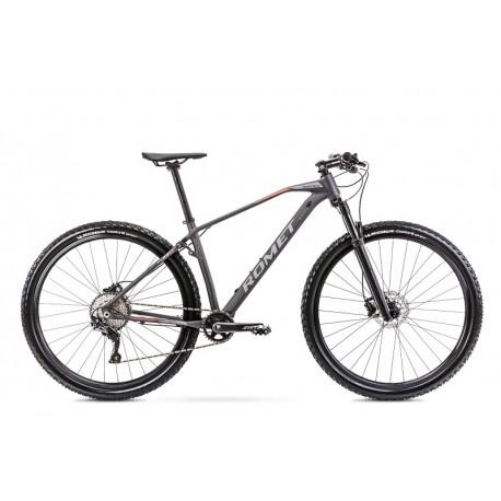 Vélo ROMET MTB 29 pouces MUSTANG FLEX 2 graphite L