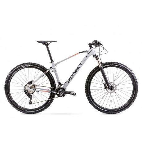 Vélo ROMET MTB 29 pouces MUSTANG FLEX 1 gris clair M