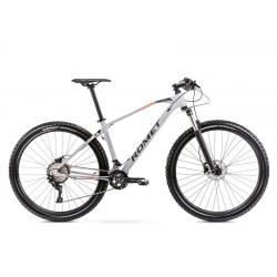 Vélo ROMET MTB 29 pouces MUSTANG FLEX 1 gris clair L