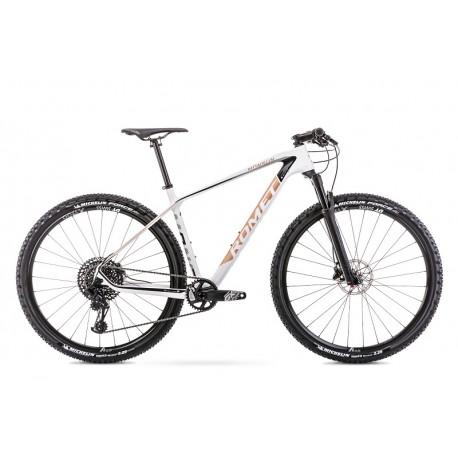 Vélo ROMET MTB 29 pouces MONSUN 3 blanc M