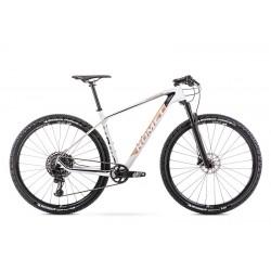 Vélo ROMET MTB 29 pouces MONSUN 3 blanc L