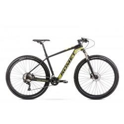 Vélo ROMET MTB 29 pouces MUSTANG EVO 1 noir et vert L