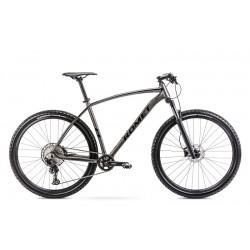 Vélo ROMET MTB 29 pouces MUSTANG M8 graphite-noir M