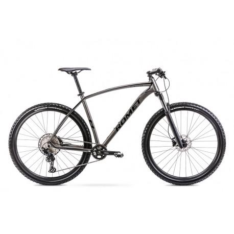 Vélo ROMET MTB 29 pouces MUSTANG M8 graphite-noir L