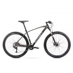 Vélo ROMET MTB 29 pouces MUSTANG M7 noir-or XL