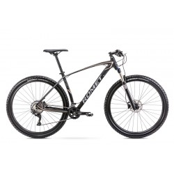 Vélo ROMET MTB 29 pouces MUSTANG M7 noir-or L