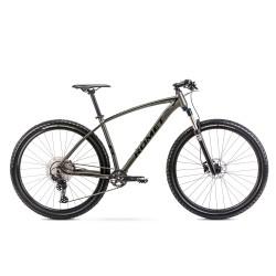Vélo ROMET MTB 29 pouces MUSTANG M6 graphite-noir L