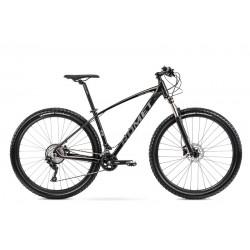 Vélo ROMET MTB 29 pouces MUSTANG M5 noir-or foncé M