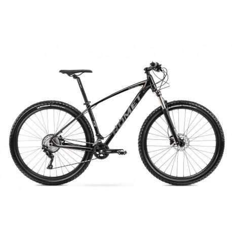 Vélo ROMET MTB 29 pouces MUSTANG M5 noir-or foncé L