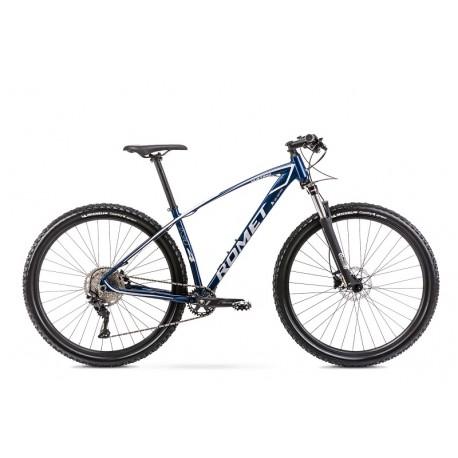 Vélo ROMET MTB 29 pouces MUSTANG M4 bleu foncé L