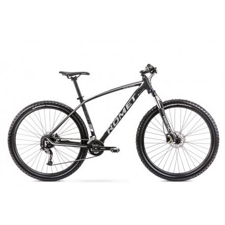 Vélo ROMET MTB 29 pouces MUSTANG M3 noir-blanc L