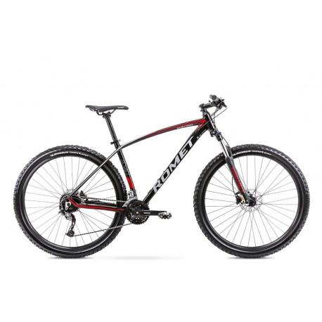 Vélo ROMET MTB 29 pouces MUSTANG M2 noir-rouge XL