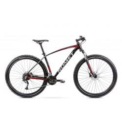 Vélo ROMET MTB 29 pouces MUSTANG M2 noir-rouge M