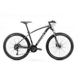Vélo ROMET MTB 27 pouces MUSTANG M7.1 noir-gris XL