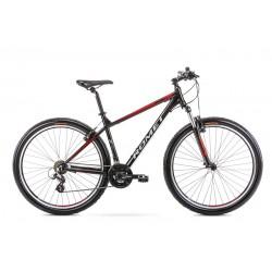 Vélo ROMET MTB 29 pouces RAMBLER R9.0 noir-rouge M