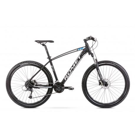 Vélo ROMET MTB 27 pouces RAMBLER R7.4 noir XL