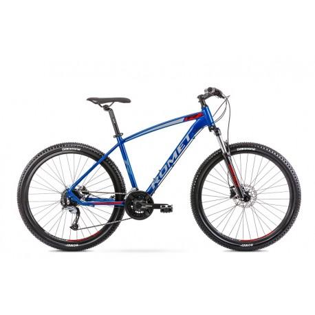 Vélo ROMET MTB 27 pouces RAMBLER R7.3 bleu XL