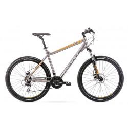 Vélo ROMET MTB 27 pouces RAMBLER R7.1 graphite M
