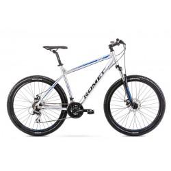 Vélo ROMET MTB 27 pouces RAMBLER R7.1 argent L
