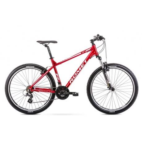 Vélo ROMET MTB 27 pouces RAMBLER R7.0 rouge L