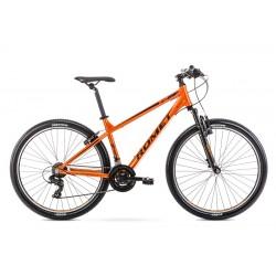 Vélo ROMET MTB 27 pouces RAMBLER R7.0 LTD Orange L