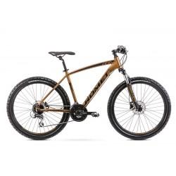 Vélo ROMET MTB 26 pouces RAMBLER R6.4 or L