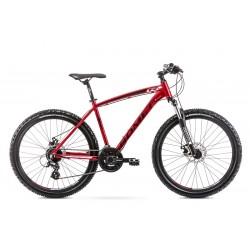 Vélo ROMET MTB 26 pouces RAMBLER R6.3 rouge L