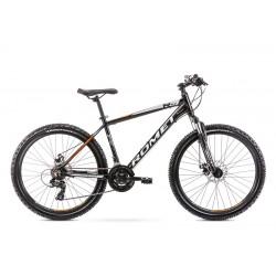 Vélo ROMET MTB 26 pouces RAMBLER R6.2 noir S