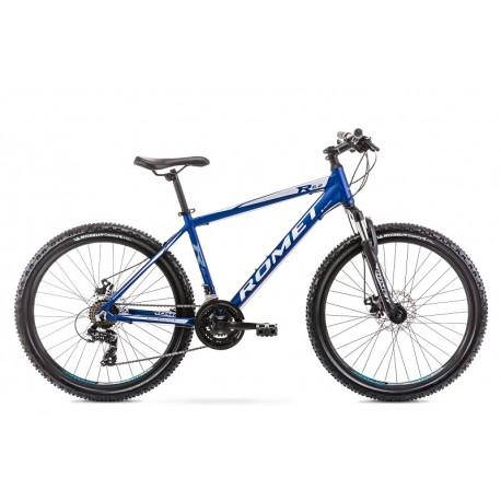 Vélo ROMET MTB 26 pouces RAMBLER R6.2 bleu S