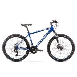 Vélo ROMET MTB 26 pouces RAMBLER R6.2 bleu L