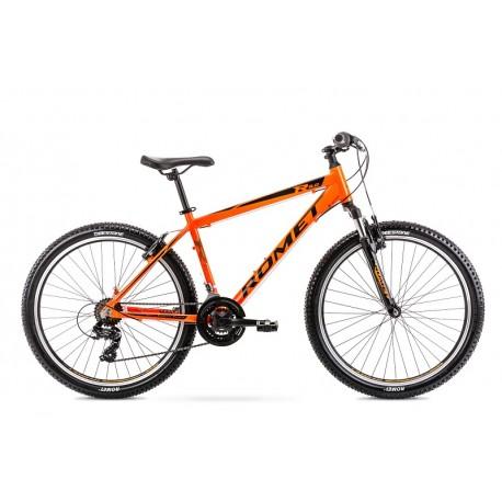 Vélo ROMET MTB 26 pouces RAMBLER R6.0 Orange XL