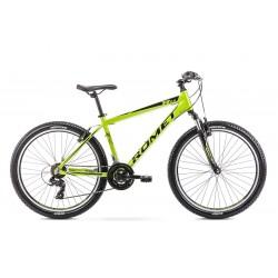 Vélo ROMET MTB 26 pouces RAMBLER R6.0 vert citron L