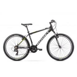 Vélo ROMET MTB 26 pouces RAMBLER R6.0 noir L
