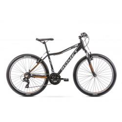Vélo ROMET MTB 26 pouces RAMBLER R6.0JR noir et orange S