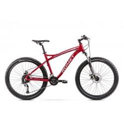 Vélo ROMET MTB 26 pouces RAMBLER FIT 26 bordeaux-argent XL