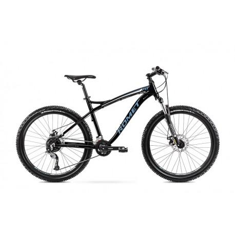 Vélo ROMET MTB 26 pouces RAMBLER FIT 26 noir-bleu L