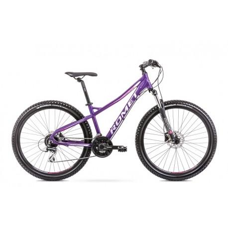 Vélo ROMET MTB 27 pouces JOLENE 7.2 violet M
