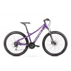Vélo ROMET MTB 27 pouces JOLENE 7.2 violet L