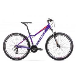 Vélo ROMET MTB 27 pouces JOLENE 7.0 violet S