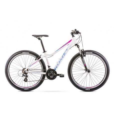 Vélo ROMET MTB 27 pouces JOLENE 7.0 blanc S