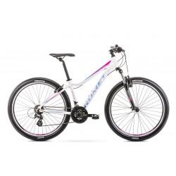 Vélo ROMET MTB 27 pouces JOLENE 7.0 blanc M