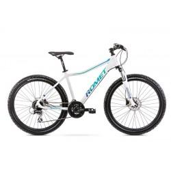 Vélo ROMET MTB 26 pouces JOLENE 6.3 blanc-vert M