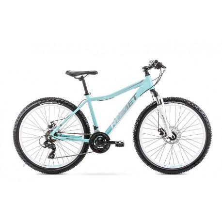 Vélo ROMET MTB 26 pouces JOLENE 6.2 vert-gris M