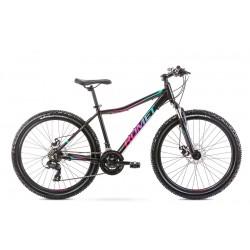 Vélo ROMET MTB 26 pouces JOLENE 6.2 noir et vert M