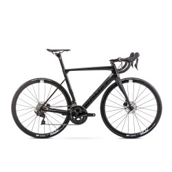 Vélo ROMET ROUTE 28 pouces HURAGAN DISC 1 noir S