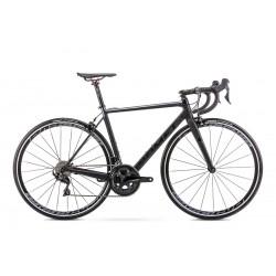 Vélo ROMET ROUTE 28 pouces HURAGAN CRD noir-rouge S