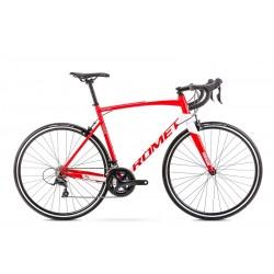 Vélo ROMET ROUTE 28 pouces HURAGAN 3 rouge-blanc L